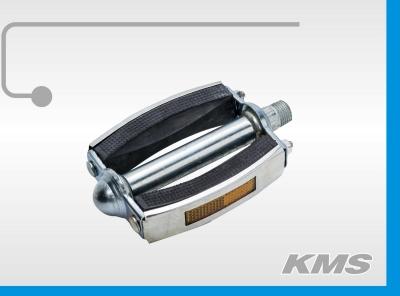 Педаль метало-резиновая, с резьбой М14х1,25