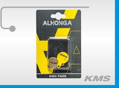"""Колодки для дискового тормоза """"Alhonga"""" HJ-DS46"""