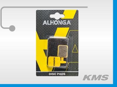 """Колодки для дискового тормоза """"Alhonga"""" HJ-DS33"""
