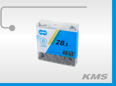 "Цепь ""KMC"" Z-72, 114 зв."