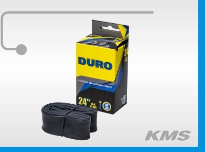 Велокамера 24x1 3/8  A/V DURO