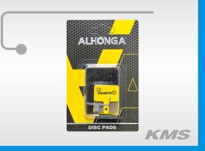 """Колодки для дискового тормоза """"Alhonga"""" HJ-DS10"""
