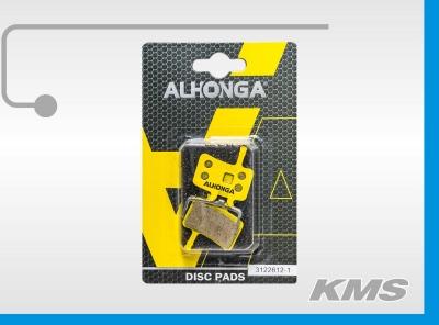 """Колодки для дискового тормоза """"Alhonga"""" HJ-DS11"""