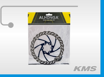 "Тормозной диск, ""ALHONGA"", диаметр 160мм"