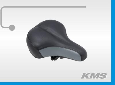 """Седло для скоростного велосипеда, с пружинами, """"KMS/M"""""""