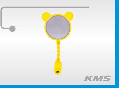 "Зеркало ""Мишка"" на гибкой ножке"