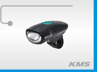 """Фара велосипедная, JY-822D (1 супер яркий диод), """"KMS"""""""