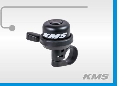 """Звонок для велосипеда """"KMS"""", медный, малый"""