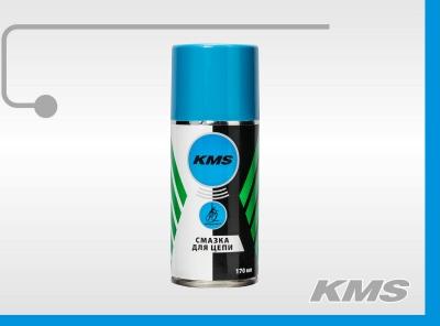 "Смазка для цепи, аэрозоль (баллон 170мл.) ""KMS"""